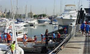certificado médico patron de embarcacion de recreo, patron de yate en Barcelona