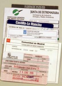 certificado medico para la renovacion del carnet de caza en barcelona