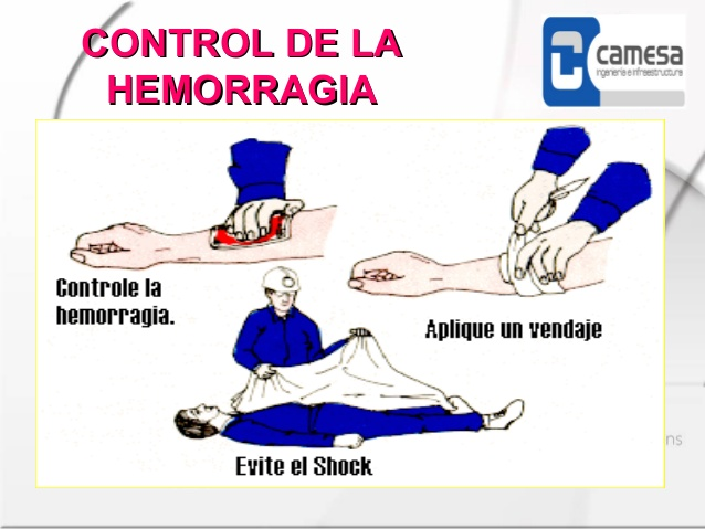 rimeros Auxilios ante accidentes de Armas Certificado medico barcelona