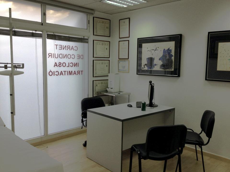 Despacho principal 2