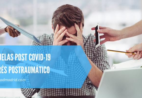 Secuelas a largo plazo por el contagio de COVID19